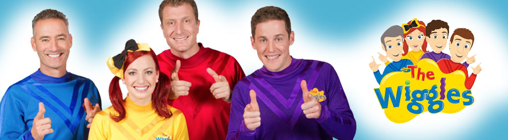 The Wiggles Party Supplies NZ