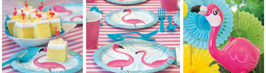 Flamingo Party Supplies & Decorations