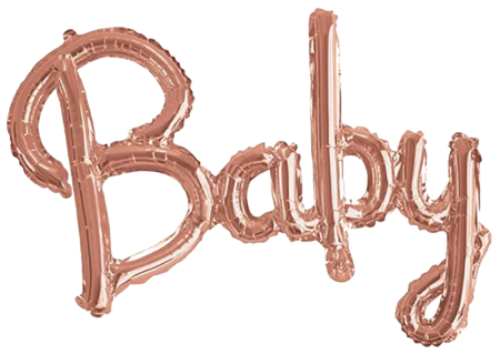 Baby Foil Balloon NZ