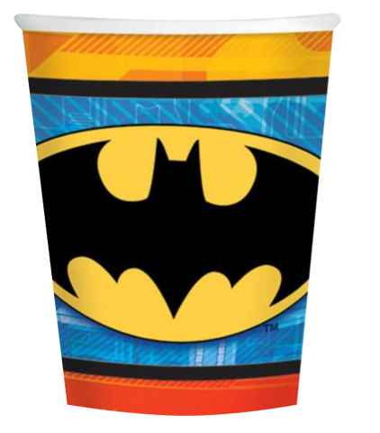 Batman Party Cups Auckland