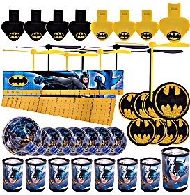 Batman Party Favour Pack