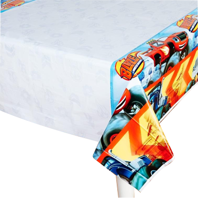 Blaze and the Monster Machines Table Cloth NZ