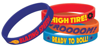 Blaze and the Monster Machines Rubber Bracelets NZ