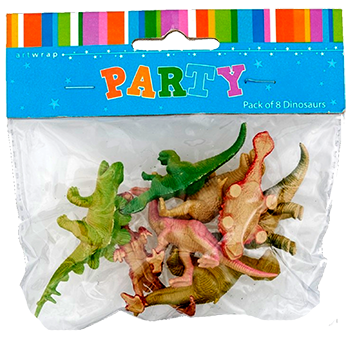 Dinosaur Party Favours NZ