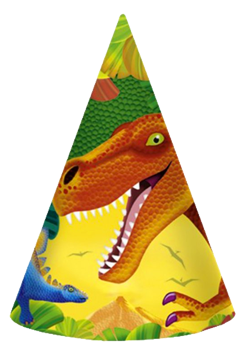 Dinosaur Party Hats NZ