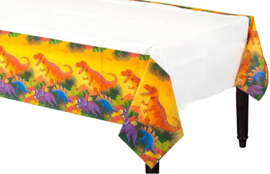 Dinosaur Table CLoth NZ