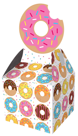 Donut Sprinkle Favour Treat Boxes