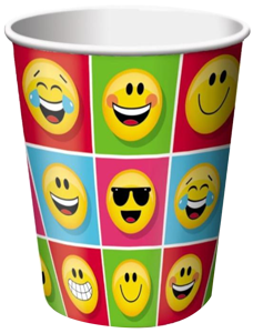 Emoji Party Cups NZ