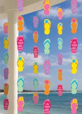 Flip Flop Hanging Decorations