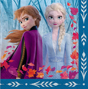 Frozen Lunch Party Napkins