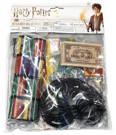 Harry Potter Party Favour Packs