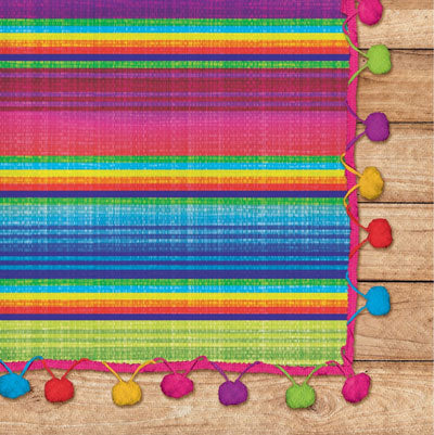 Mexican Serape Party Napkins