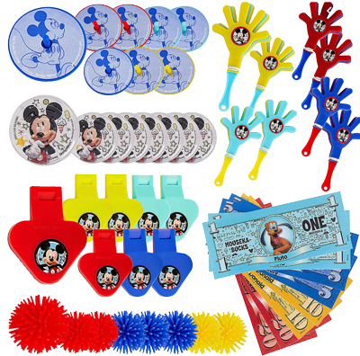 Mickey Mouse Party Favours