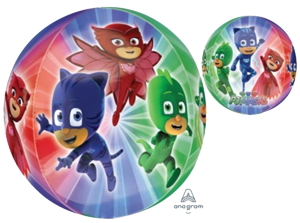 PJ Masks Orbz Foil Balloon