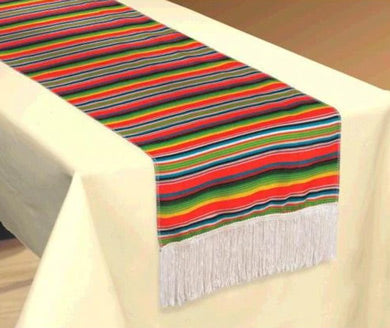 FIesta Serape Table Runner NZ