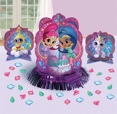 Shimmer and Shine Table Decorating Kit NZ