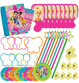 Tinker Bell Party Favour Pack