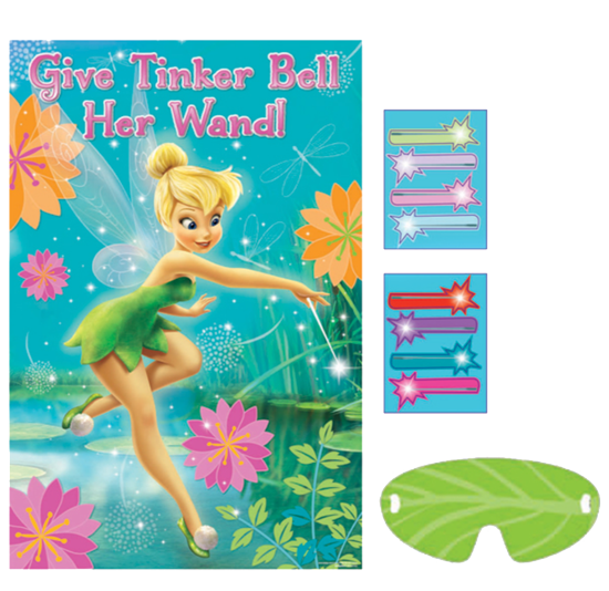Tinker Bell Fairy Party Game