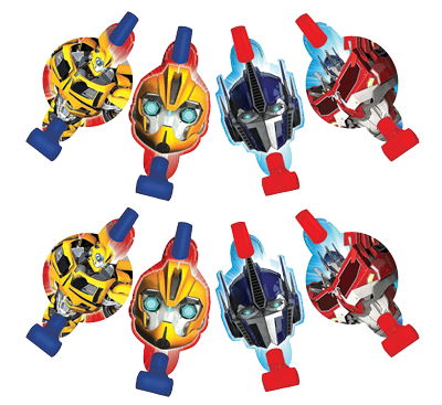 Transformers Party Blowers NZ