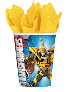 Transformers Party Cups NZ
