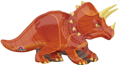 Triceratops Foil Balloon NZ