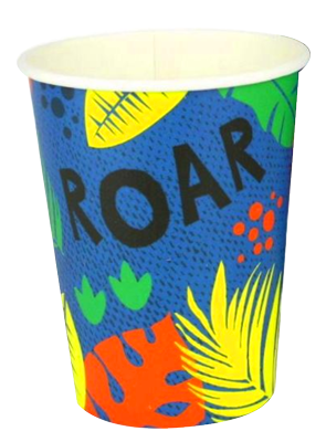 Dinosaur Roar Party Cups NZ