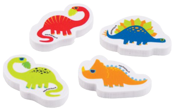 dinosaur rubbers party favour nz
