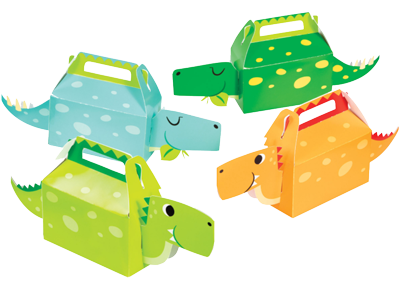 Dinosaur Treat Boxes NZ