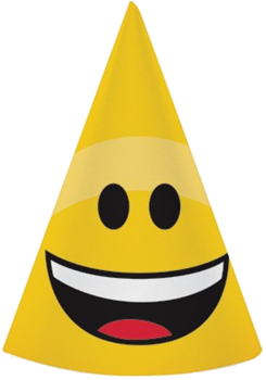 Emoji Party Hats