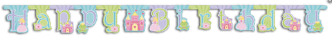 Fairytale Princess Banner