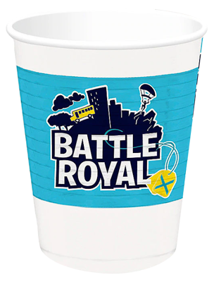 Fortnite Battle Royal Party Cups NZ