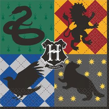 Harry Potter Party Napkins NZ