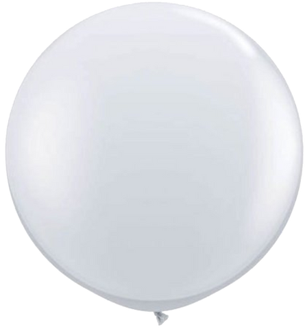 Jewel Diamond Clear 60cm Balloon