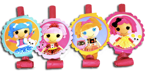 Lalaloopsy Party Blowouts