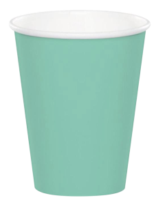 Mint Party Cups pk24