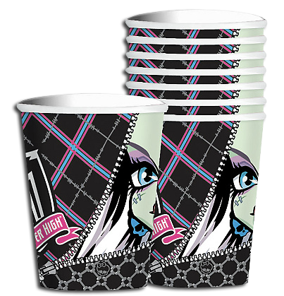 Monster High Party Cups