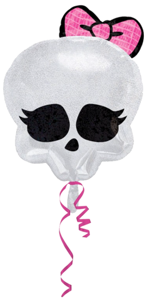 Monster High Skullette Foil Balloon