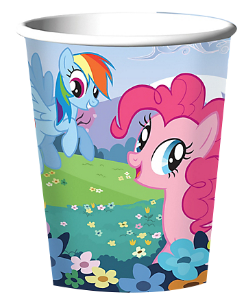 My Little Pony Party Cups