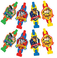 Paw Patrol Party Blowers NZ