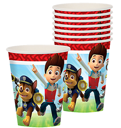Paw Patrol Party Cups NZ