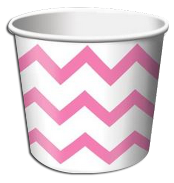 Pink Treat Cups