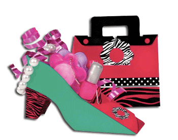Pink Zebra Boutique Treat Boxes