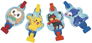 Pokemon Party Blowers NZ