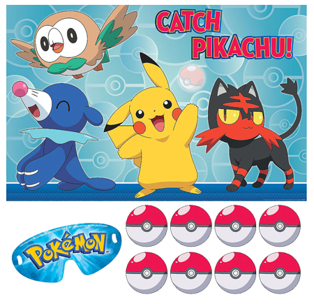 Pokemon Party Game NZ