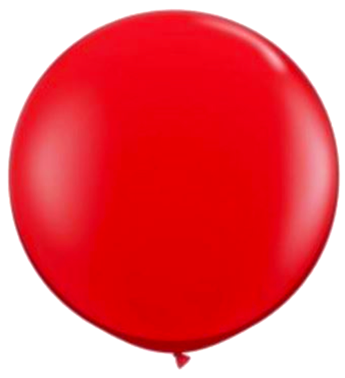 Apple Red 60cm Balloon