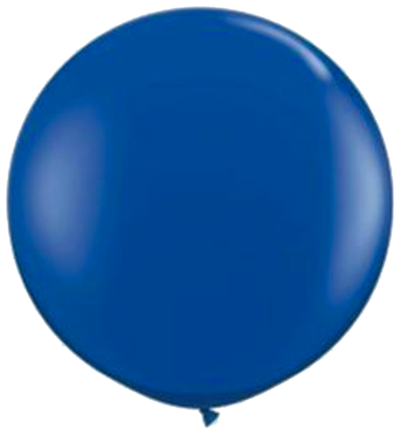 Royal Blue 60cm Balloon