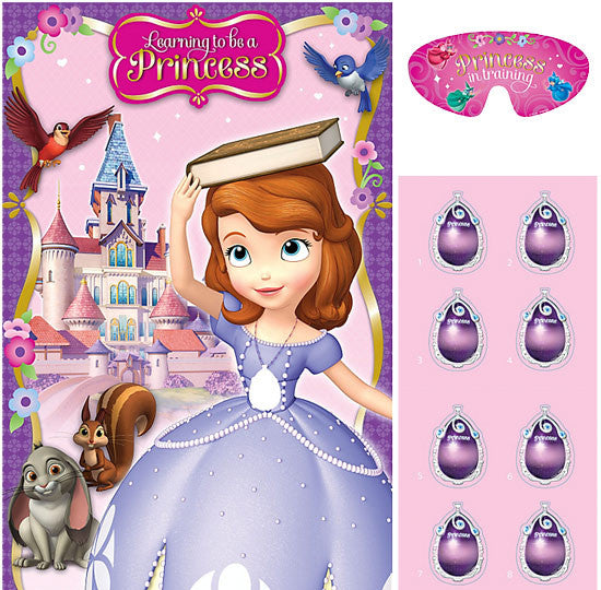 Sofia the 1st Party Game