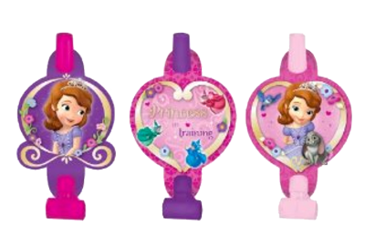 Sofia the First Party Blowers