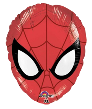 Spiderman Mini Shape Foil Balloon