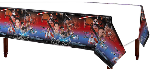 Star Wars Plastic Table Cloth